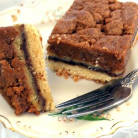 Cinnamon Crumb Bar